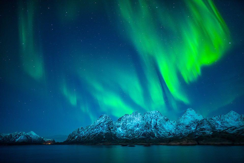 nordlichter island reise
